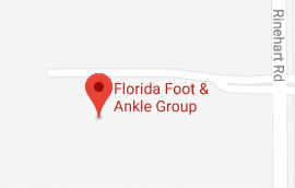Lake Mary Podiatry Office