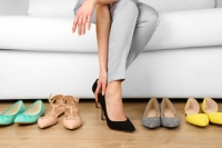 Possible Consequences From Wearing High Heels