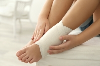 Sudden Foot and Ankle Injuries in Children