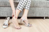 The Feet May Endure Injuries From Wearing High Heels